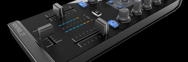 Tech Review: Native Instruments Kontrol Z1: The Definitive Traktor DJ Controller & Soundcard