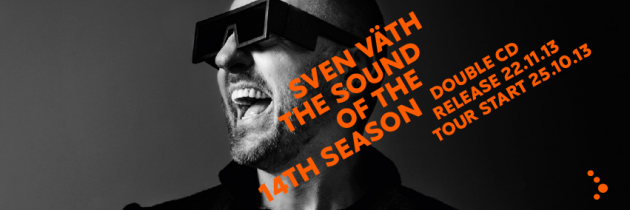Afternoon Delight #9: Sven Väth – The Sound Of The 14th Season