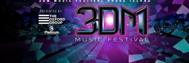 3DM: The First 3D Music Festival