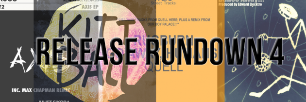 Release Rundown 4- Kittball, W&O Street Tracks & Resonance