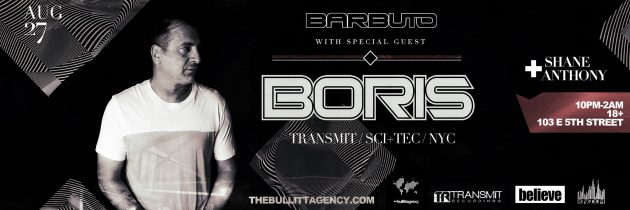 Ticket Giveaway: BORIS in Austin, TX